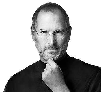 El fundador de Apple solicitó su primer empleo con faltas de ortografía