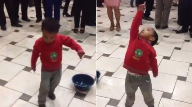 Niño bailarín