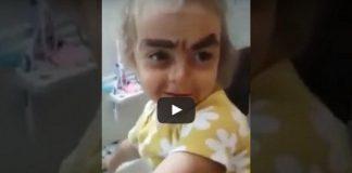 La niña no es una princesa