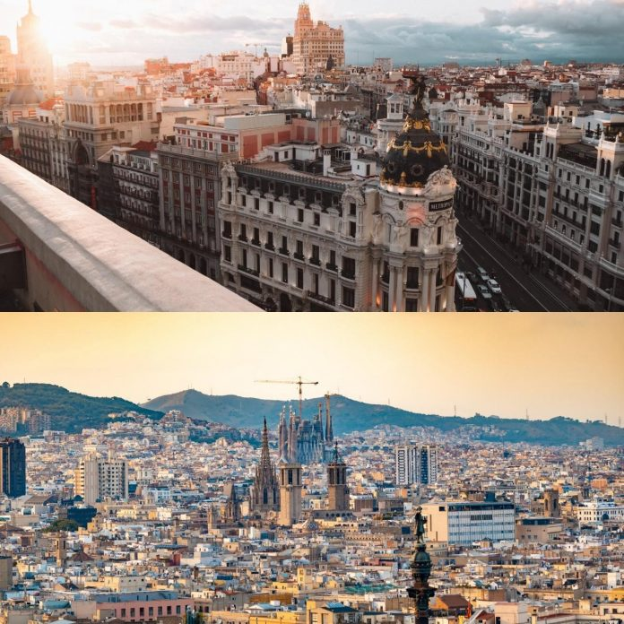Madrid o Barcelona